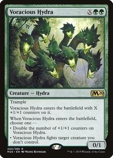 Voracious Hydra <planeswalker stamp> [PTHB] (F)