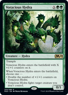 Voracious Hydra [M20] (F)
