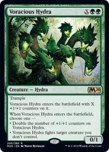 Voracious Hydra [PRM-PRE] (F)
