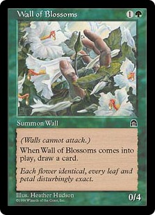 Wall of Blossoms [ST]