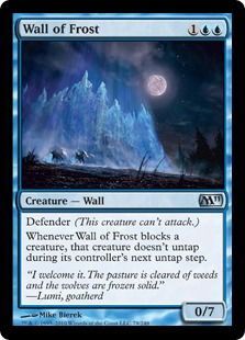 Wall of Frost [M11] (F)