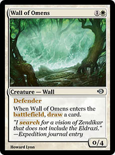 Wall of Omens [PRM]