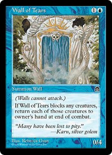 Wall of Tears [ST]