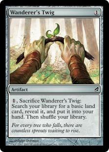 Wanderer's Twig