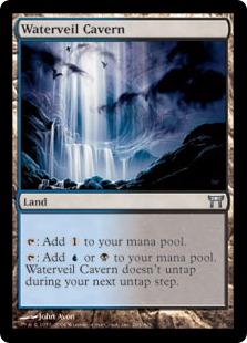 Waterveil Cavern