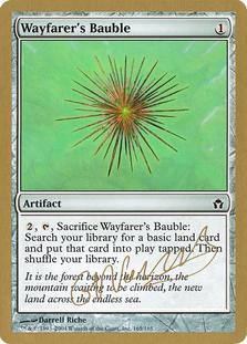 Wayfarer's Bauble <Gabriel Nassif> [WC04]