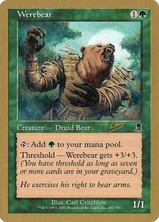 Werebear <Raphael Levy> [WC02]