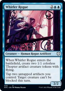 Whirler Rogue [KHC]