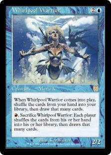 Whirlpool Warrior [AP]