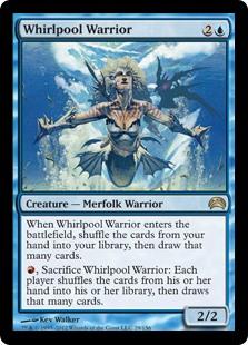 Whirlpool Warrior