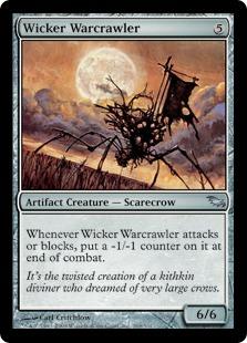 Wicker Warcrawler