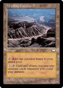 Winding Canyons [WL] (F)