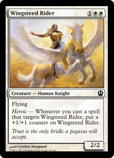 Wingsteed Rider