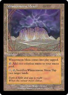 Wintermoon Mesa [PR]