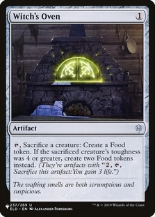 Witch's Oven [PLIST]