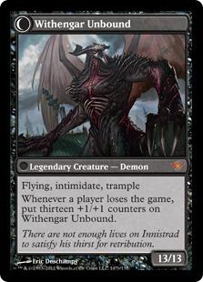 Withengar Unbound