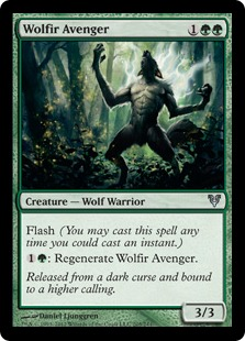 Wolfir Avenger [AVR] (F)