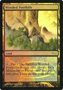 Wooded Foothills [PRM-JUD] (F)