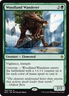 Woodland Wanderer [PRM-PRE] (F)