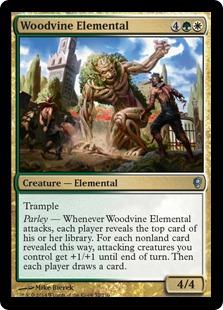 Woodvine Elemental