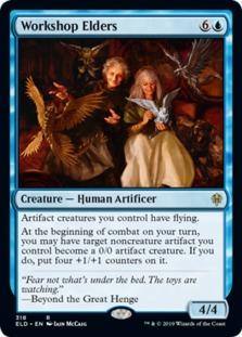 Workshop Elders <brawl deck> [ELD]