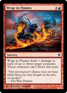 Wrap in Flames [ROE] (F)