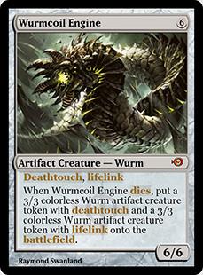 Wurmcoil Engine [PRM]