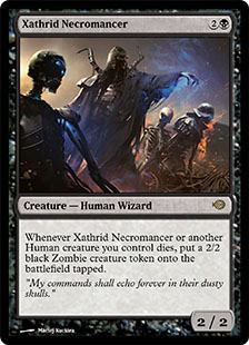 Xathrid Necromancer [PRM] (F)