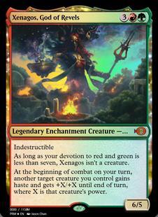 Xenagos, God of Revels [PRM]