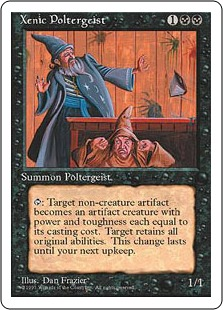 Xenic Poltergeist