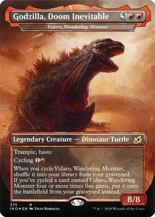 Yidaro, Wandering Monster <Godzilla, Doom Inevitable> [IKO]