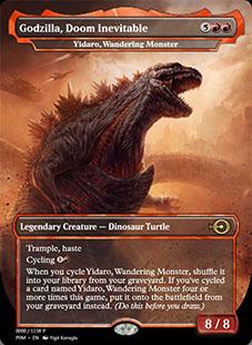 Yidaro, Wandering Monster [PRM]
