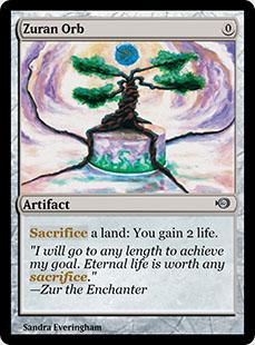 Zuran Orb [PRM] (F)