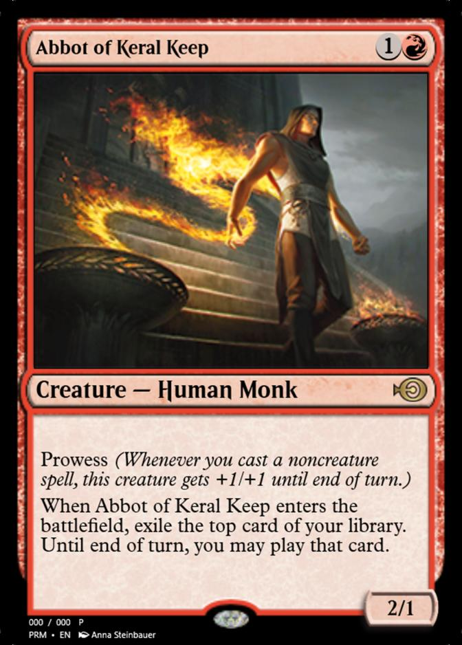 Abbot of Keral Keep [PRM]
