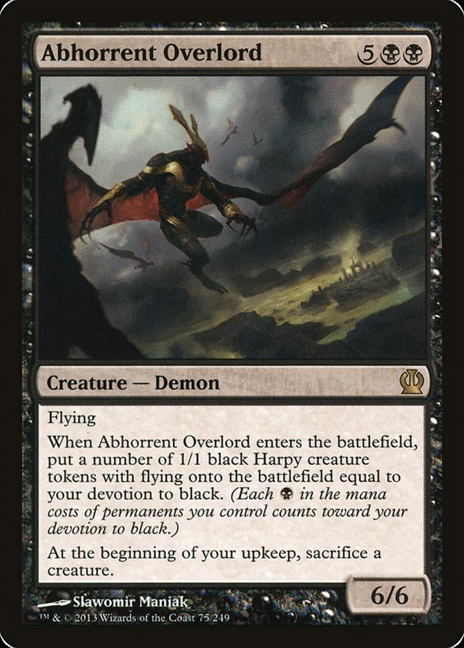 Abhorrent Overlord [THS]