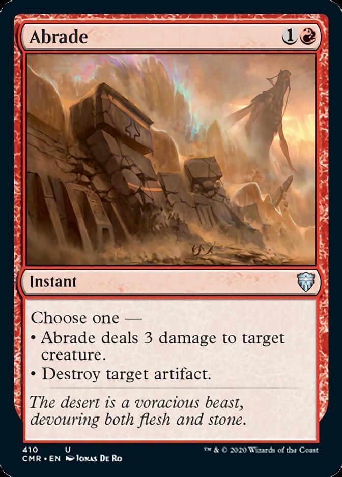 Abrade [CMR]