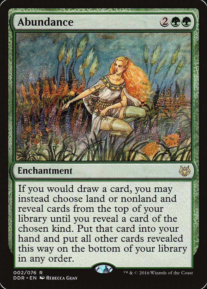 Abundance [DDR]