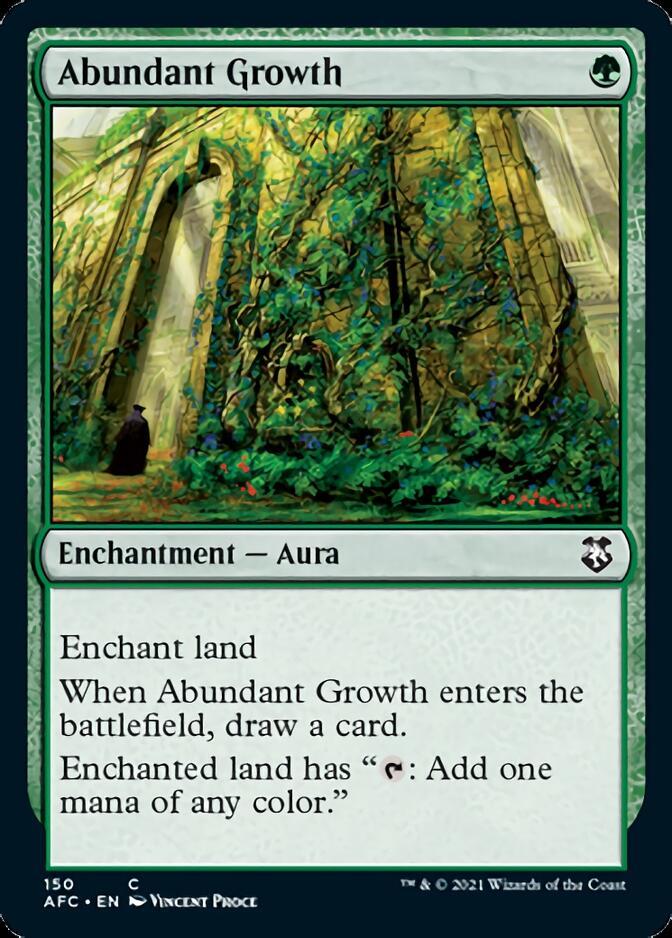 Abundant Growth [AFC]