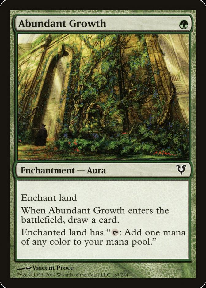 Abundant Growth [AVR]
