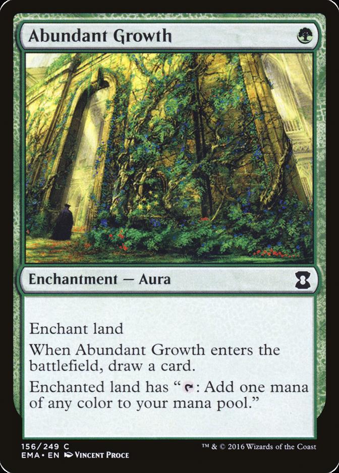 Abundant Growth [EMA] (F)