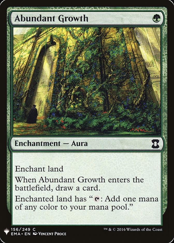 Abundant Growth [MB1]