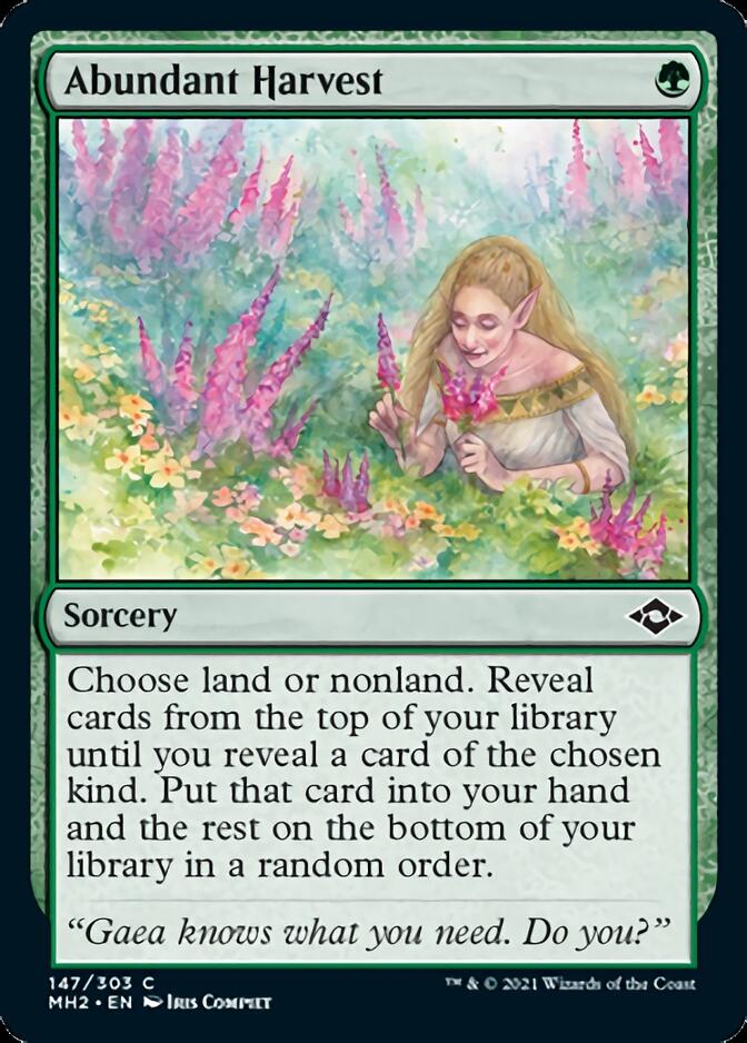Abundant Harvest [MH2]