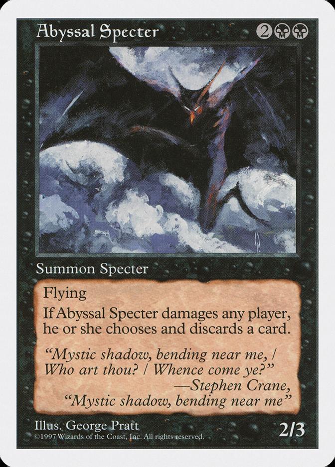 Abyssal Specter [5ED]
