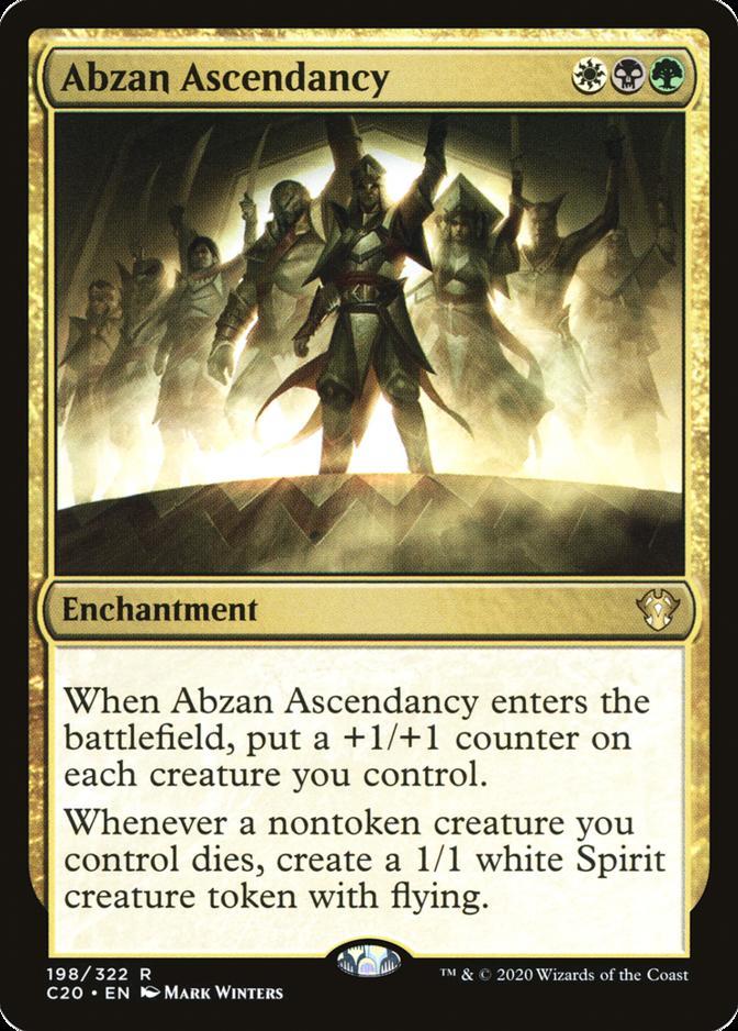 Abzan Ascendancy [C20]