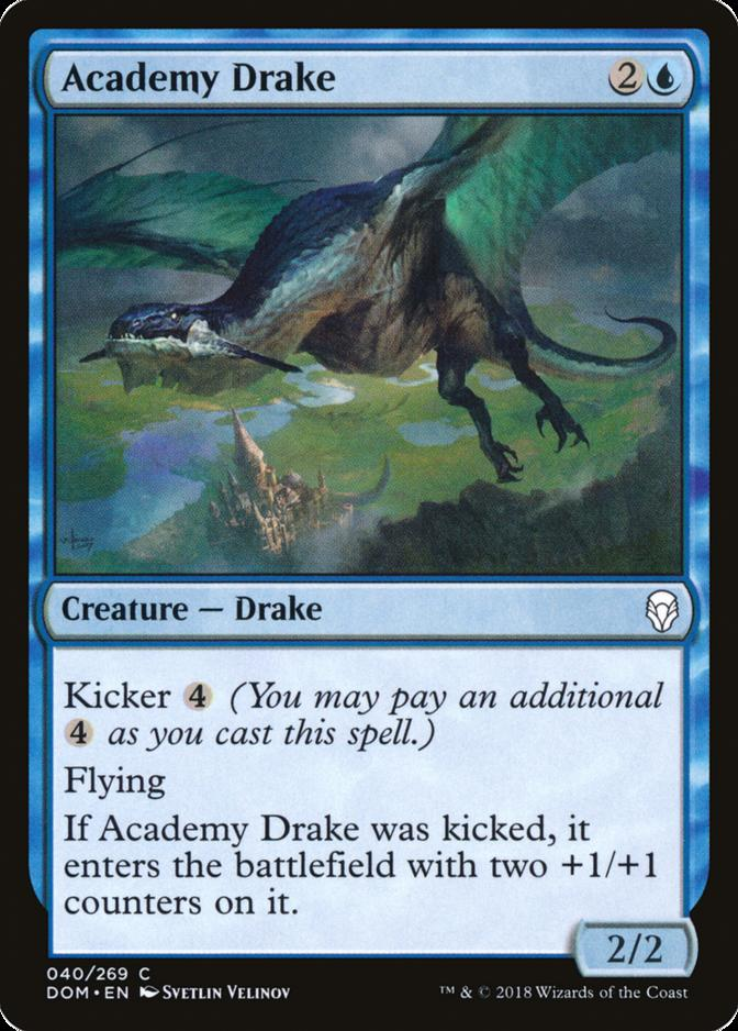 Academy Drake [DOM]