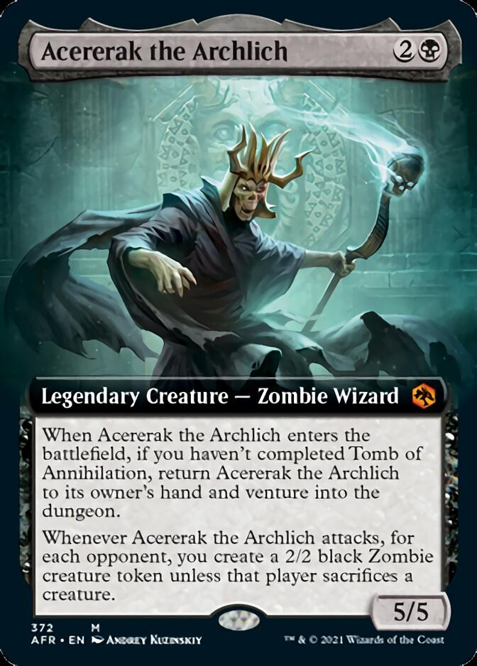 Acererak the Archlich <extended> [AFR]