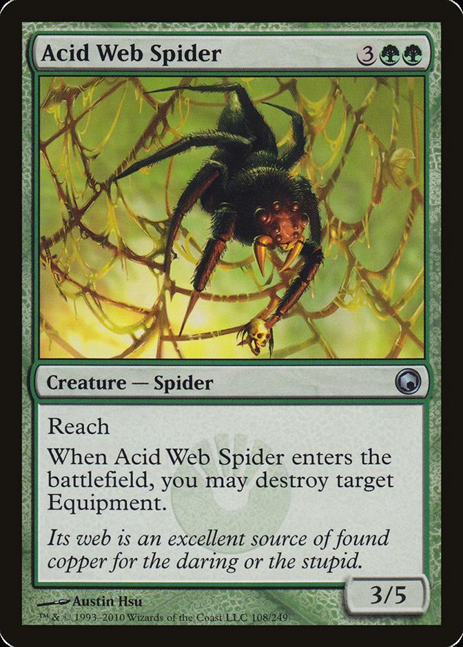 Acid Web Spider [SOM] (F)