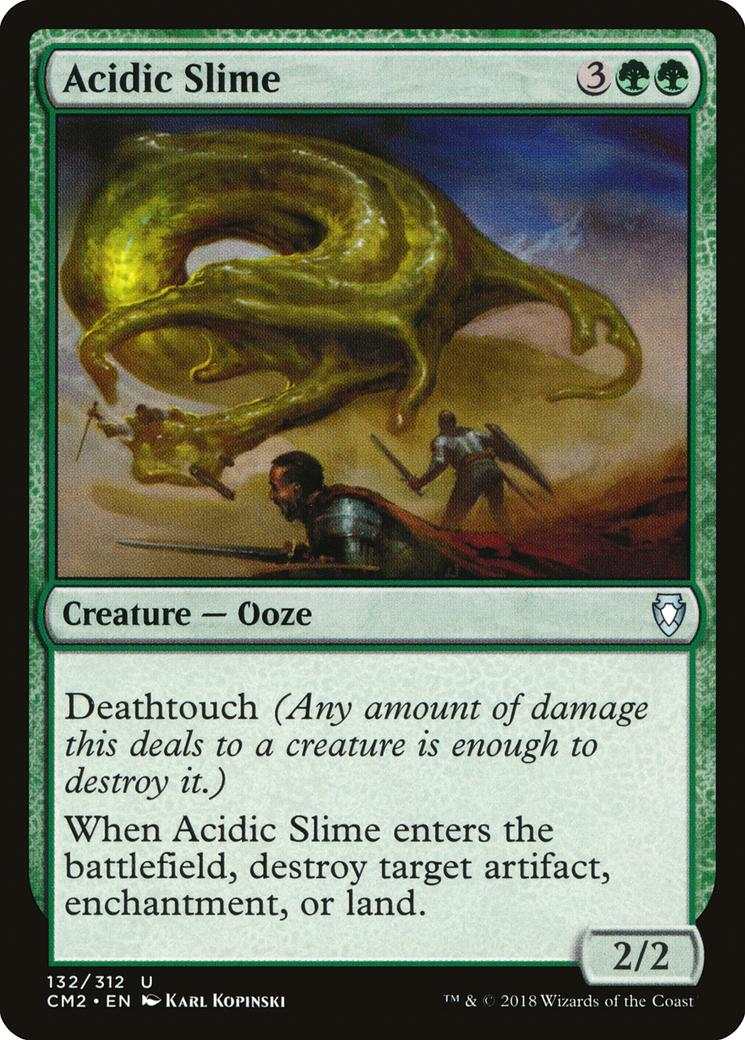 Acidic Slime [CM2]