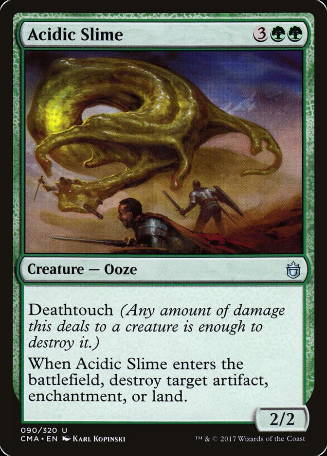 Acidic Slime [CMA]