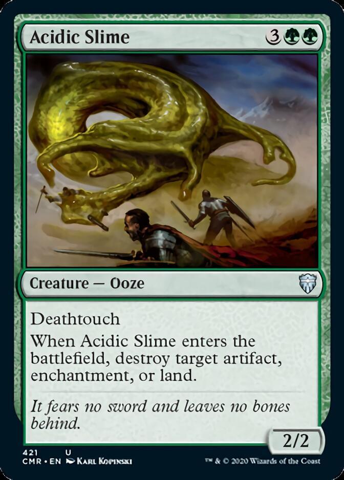 Acidic Slime [CMR]